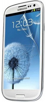 Защитная пленка Samsung Galaxy S3 i9300, оригинал