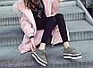 Кроссовки женские на платформе Super Look Серые 36,5 размер, фото 7