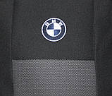 Авточехлы BMW 5 E34 1988-1996 EMC Elegant, фото 2