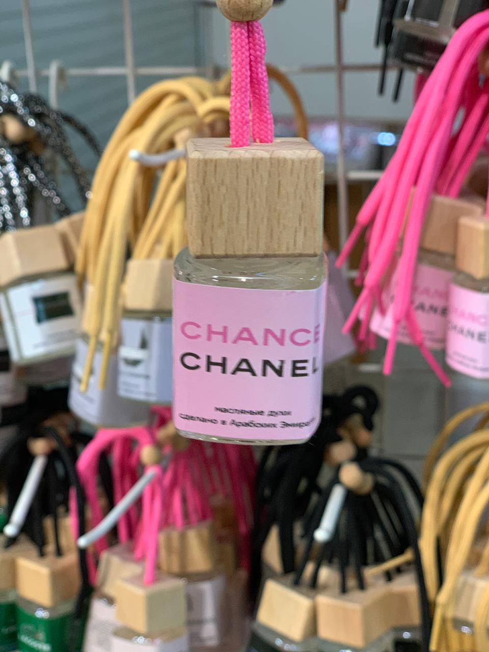 Парфюм в авто Chanel Chance Tendre 12 ml