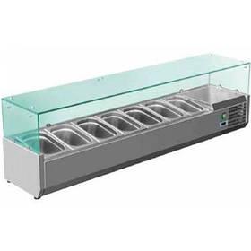 Настольная витрина саладетта SRV 2000/330 Rauder салат-бар