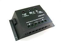 CM1012А+USB Контроллер заряда АКБ от Солнечной Панели с USB выходом для зарядки телефона, плашета в Украине