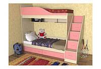 Двухэтажная кровать КДСП 118