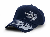 Бейсболка Sport Fashion синяя, кепка