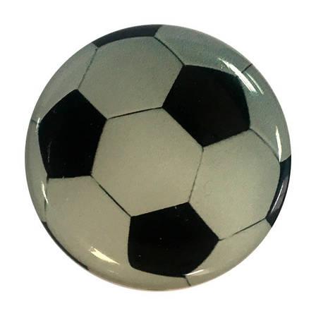 """Попсокет PopSocket 3D 3D """"Мяч"""" №32 - Держатель для телефона Поп Сокет в блистере с липучкой 3М, фото 2"""