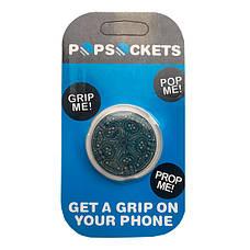 """Опт Попсокет PopSocket 3D """"Мандала"""" №15 - Держатель для телефона Поп Сокет в блистере с липучкой 3М, фото 3"""