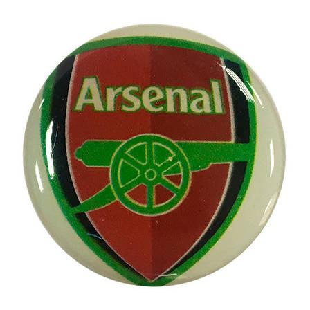 """Попсокет PopSocket 3D """"Arsenal"""" №10 - Держатель для телефона Поп Сокет в блистере с липучкой 3М, фото 2"""