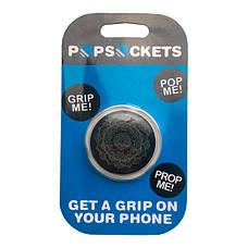 """Попсокет PopSocket 3D """"Мандала"""" №7 - Тримач для телефону Поп Сокет у блістері з липучкою 3М, фото 3"""