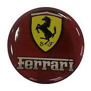 """Опт Попсокет PopSocket 3D """"Ferrari"""" №5 - Держатель для телефона Поп Сокет в блистере с липучкой 3М"""