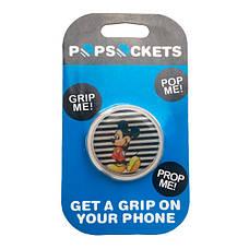 """Попсокет PopSocket 3D """"Микки Маус"""" №2 - Держатель для телефона Поп Сокет в блистере с липучкой 3М, фото 3"""