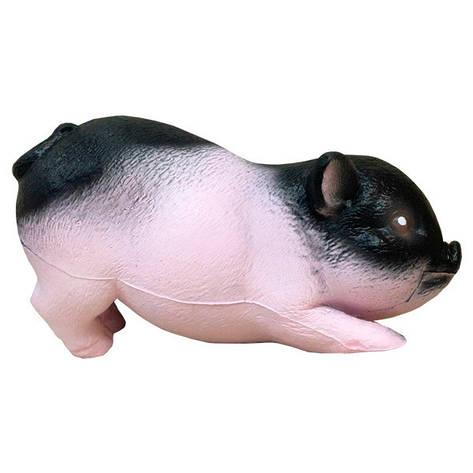 Мягкая игрушка антистресс Сквиши Squishy Свинка Рябая №57, фото 2