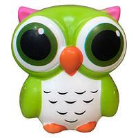 Мягкая игрушка антистресс Сквиши Squishy Сова с запахом №32