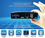 IP мини видеорегистратор Smar для видеонаблюдения, фото 2