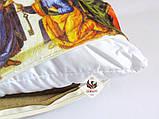 Эксклюзивная декоративная подушка для дома / интерьера церкви с библейским сюжетом Вручение ключей Св. Петру, фото 6