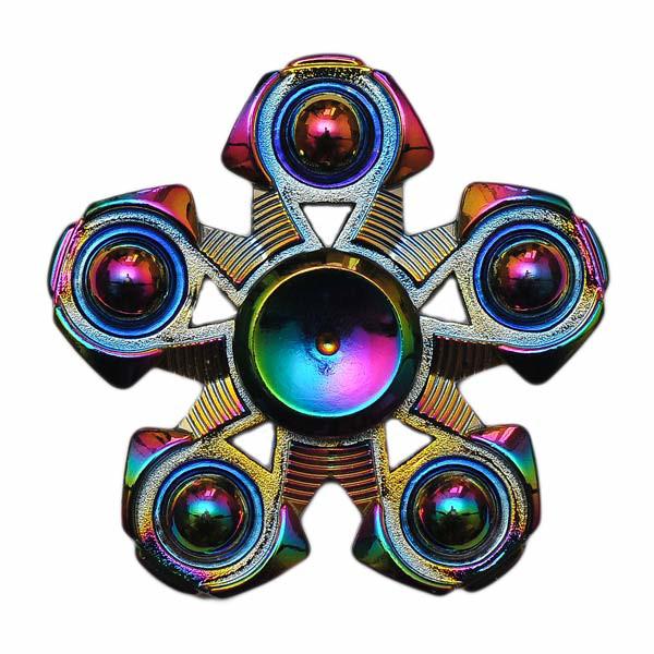 Спиннер Spinner стальной №179