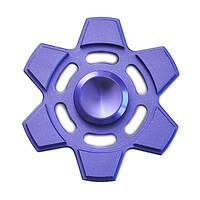 Спиннер Spinner Алюминиевый Синий №114
