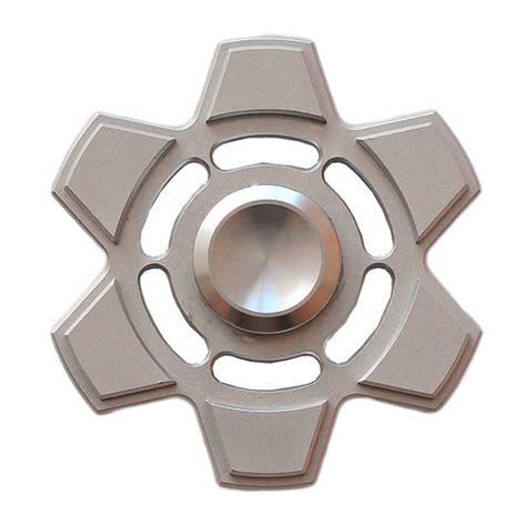 Спиннер Spinner Алюминиевый Серебро №15, фото 2