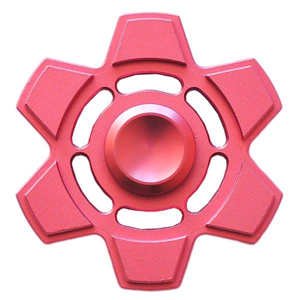Спиннер Spinner Алюминиевый Розовый №14