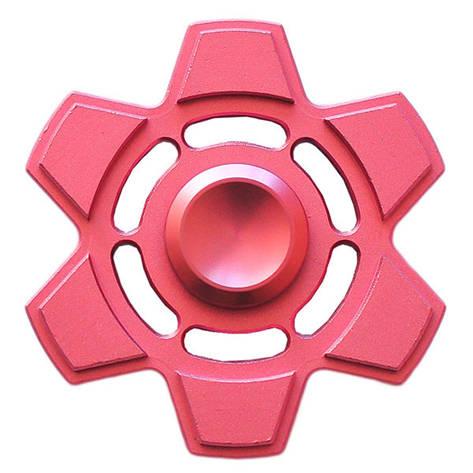 Спиннер Spinner Алюминиевый Розовый №14, фото 2
