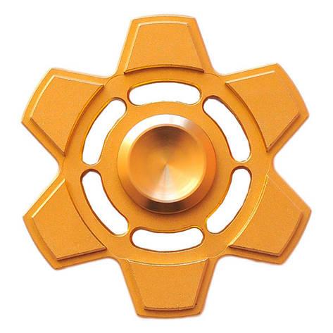 Спиннер Spinner Алюминиевый Золото №13, фото 2