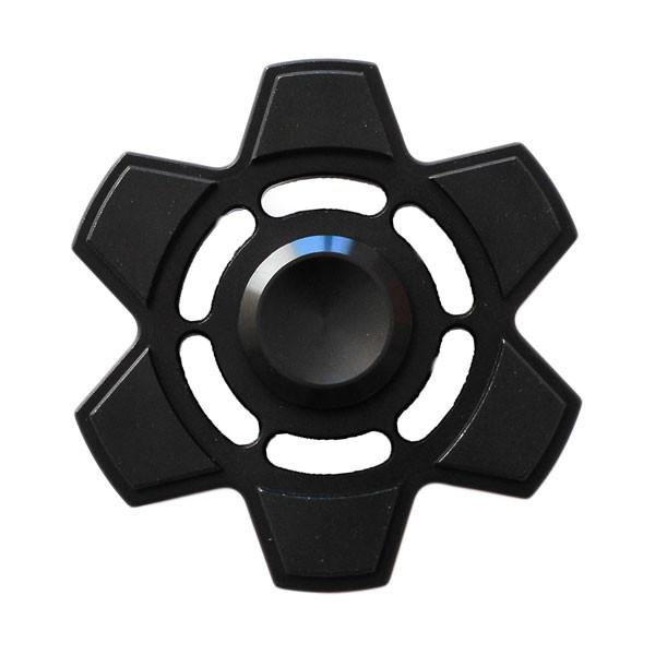 Спиннер Spinner Алюминиевый Черный №12