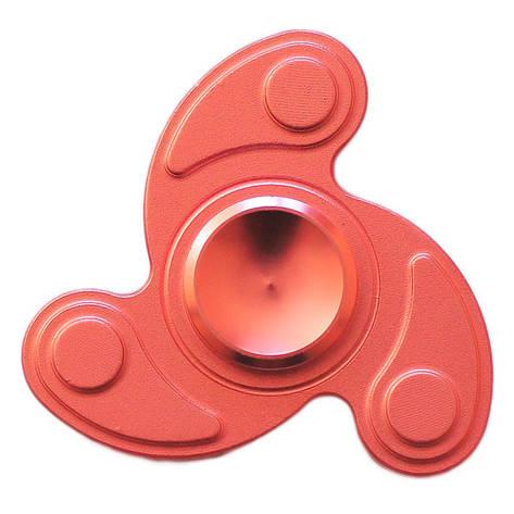 Спиннер Spinner Алюминиевый Розовый №22, фото 2