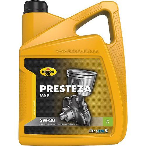 Масло моторное Kroon Oil PRESTEZA MSP 5W-30 1л