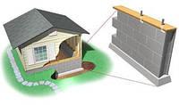 Фундамент будинку: від чого залежать його розміри