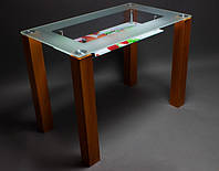 Стол стеклянный МФ 1100