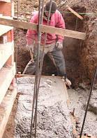 Технологія укладання бетонної суміші