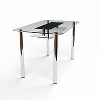 Стол стеклянный Стар-S2 1200