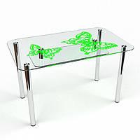 Стол стеклянный Фолли-S2 1100