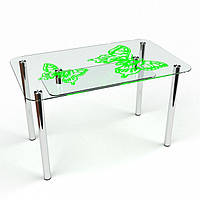 Стол стеклянный Фолли-S2 900