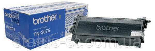 Заправка картриджа Brother TN-2075 для принтера Brother DCP-7010R, DCP-7025R, FAX-2920R, HL-2030R, HL-2040R, фото 2