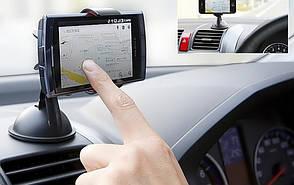 ✅ Универсальный автомобильный держатель для телефона на липучке