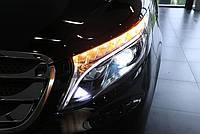 Тюнинг фары Лед Mercedes Vito W447 2014+ г.в., фото 1