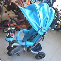 Детский трехколесный велосипед Azimut Crosser T-350
