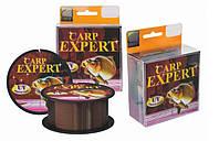 Леска Energofish Carp Expert UV Brown 300 м (коричневая)