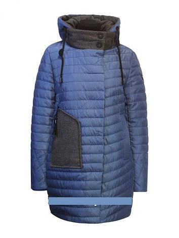 """Детская демисезонная куртка для девочки  """"Suber Byber"""" 359, размеры 140-164, фото 2"""