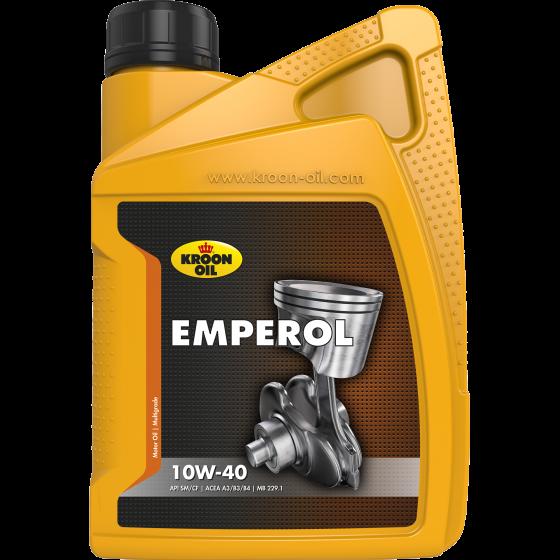 Масло моторное Kroon Oil  EMPEROL 10W-40 1л