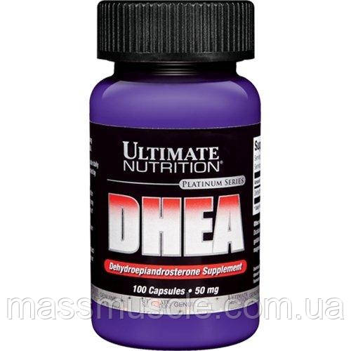 Ultimate Nutrition ДХЕА 50 mg 100 caps