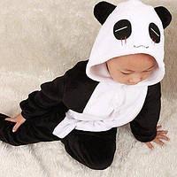 ✅ Детская пижама Кигуруми Панда 130 (на рост 128-138см)