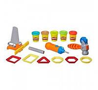 Play doh Construction Fun Набор инструментов Плей до