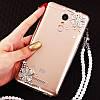 """Samsung S10e G970 оригинальный чехол накладка бампер панель со стразами камнями на телефон """"ROYALER"""", фото 4"""