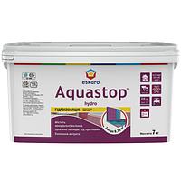 Eskaro Aquastop Hydro Голубая 7 кг гидроизоляционная мастика для влажных помещений арт.4810149007534