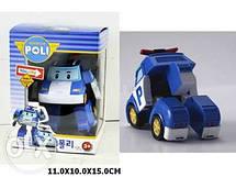 Машинка-Трансформер Робокар Полли, фото 3