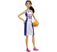 Барби йога брюнетка баскетболистка   Made to Move Basketball Player