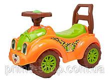 Машинка толокар Автомобиль для прогулок Леопард, ТМ Технок