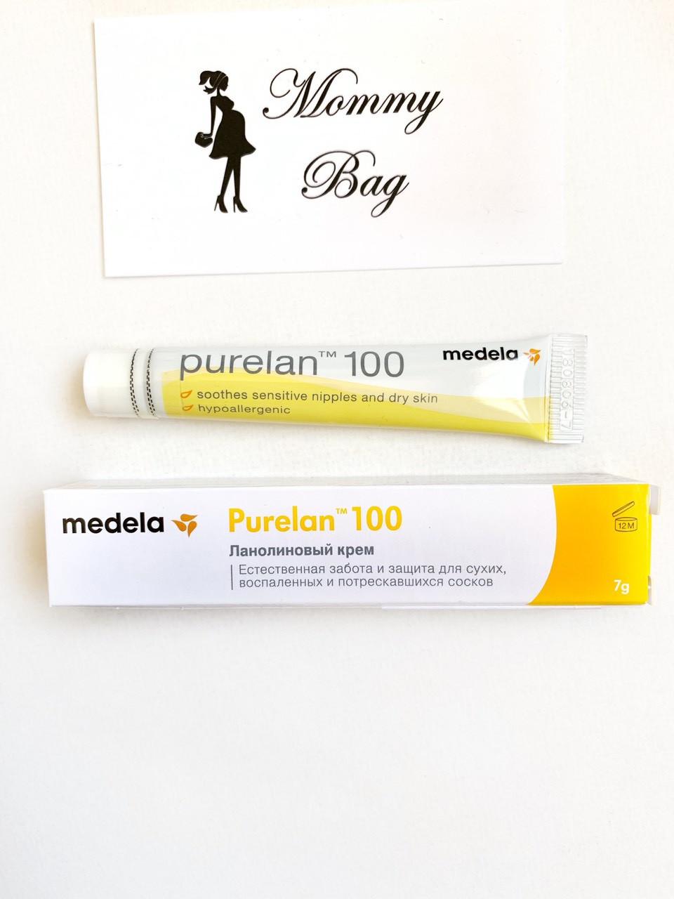 Крем для сосков Medela Purelan 100 7 г