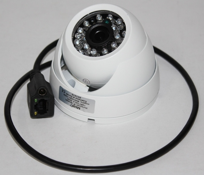 Камера внутреннего наблюдения купольная IP (MHK-N361-100W)